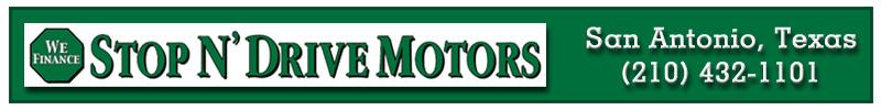 Stop N' Drive Motors